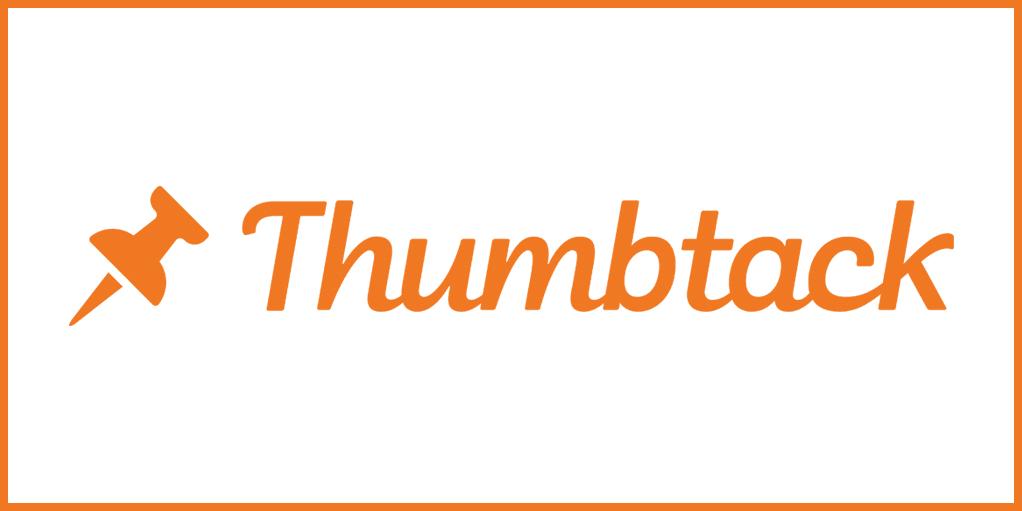 Thumbtack Pro Logo